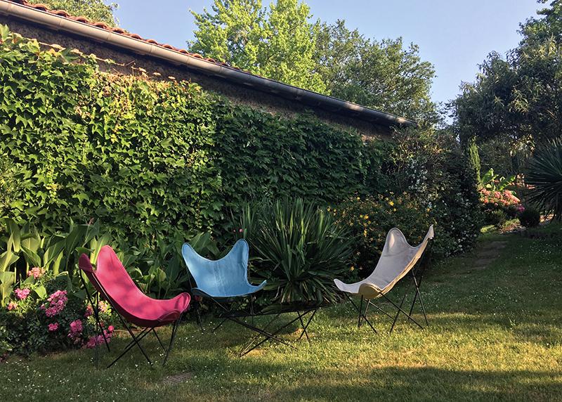 Airborne – outdoor AA vlinderstoel