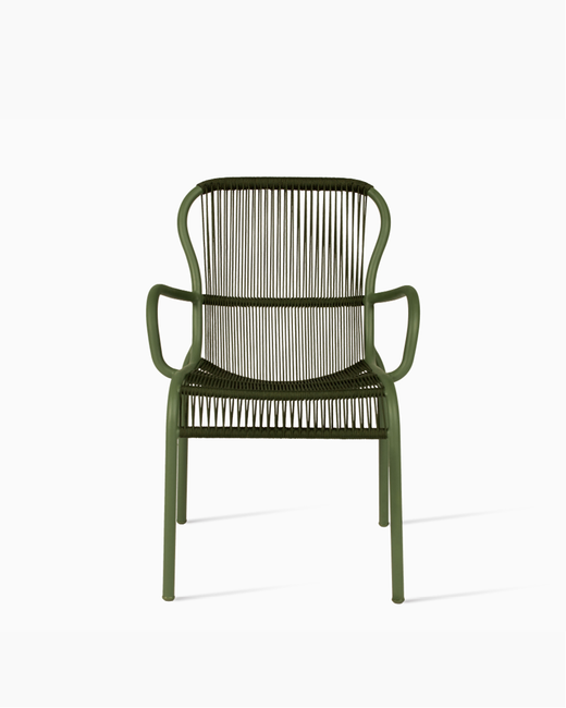 vincent-sheppard-loop-dining-chair-groen