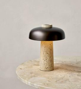 reverse tafel lamp