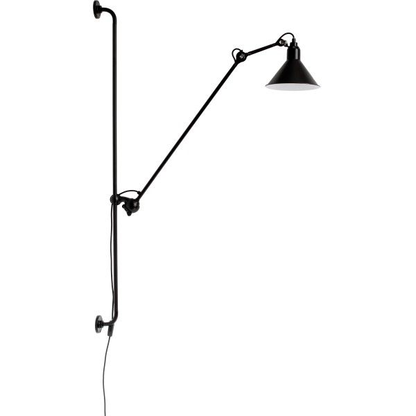 dcw-editions-lampe-gras-n214-wandlamp-zwart