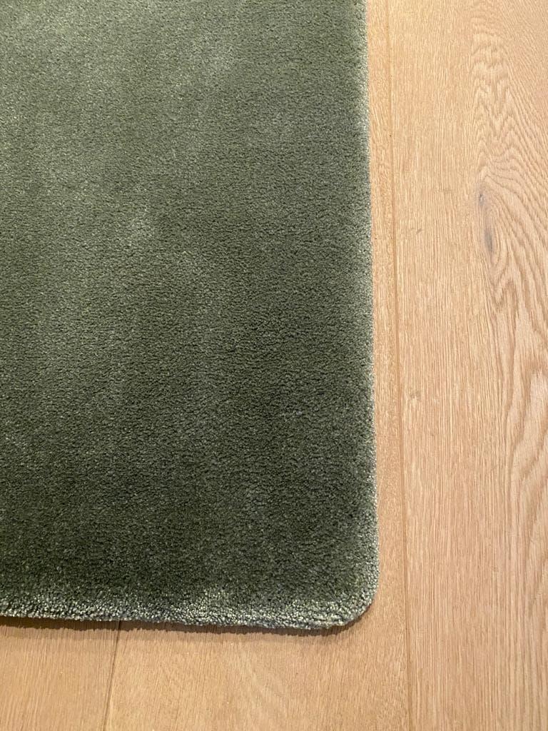 misura-tapijt-groen
